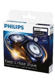 Grille et tête de rasoir TETE RQ11 X3 Philips