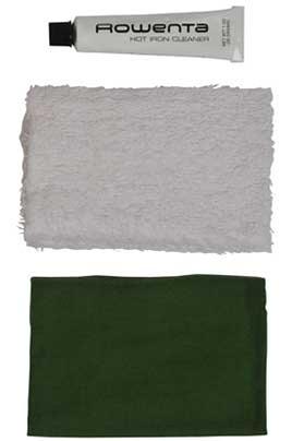 Accessoires soin du linge - Rowenta - Zd100d1 Kit De Nettoyage Pour Fers / Générateur Calor Et Rowenta