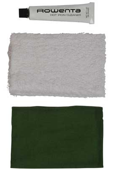 Accessoires soin du linge - Rowenta - Zd100d1 Kit De Nettoyage Pour Fers / Générateur Calor Et Rowen