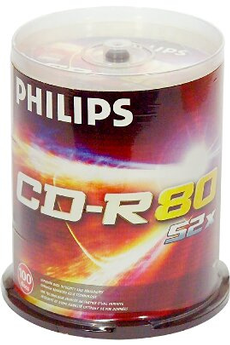 CD-R / CD-RW 100 CD-R Philips