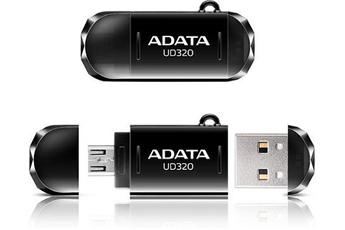 Clé USB DashDrive UD320 16Go USB/Micro USB A-data