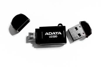 Clé USB DashDrive UD320 32Go USB/Micro USB A-data
