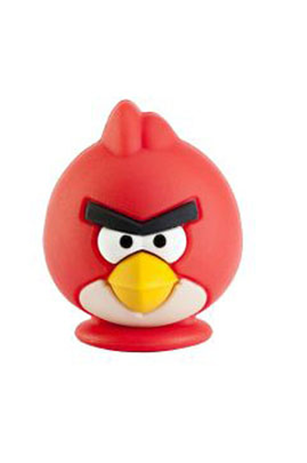 Cl usb emtec angry bird 4go rouge angrybird4gorouge 1330152 darty - Angry birds rouge ...