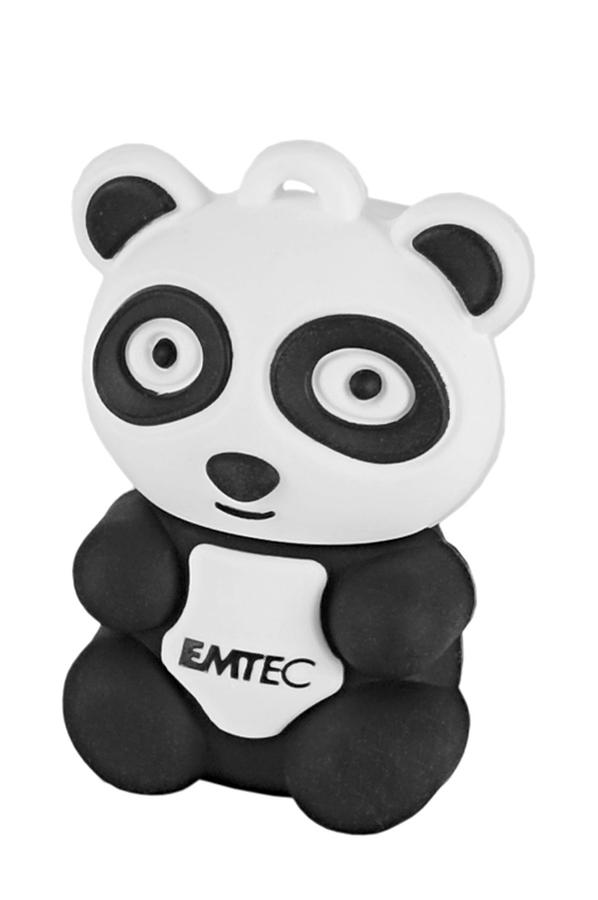 cl usb emtec panda 8go usb 2 0 panda 1370324 darty. Black Bedroom Furniture Sets. Home Design Ideas
