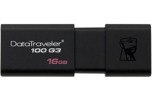 Clé USB 16 Go 100 Mo/s en lecture USB 3.0