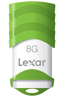 Clé USB V30 8GB USB 2.0 Lexar