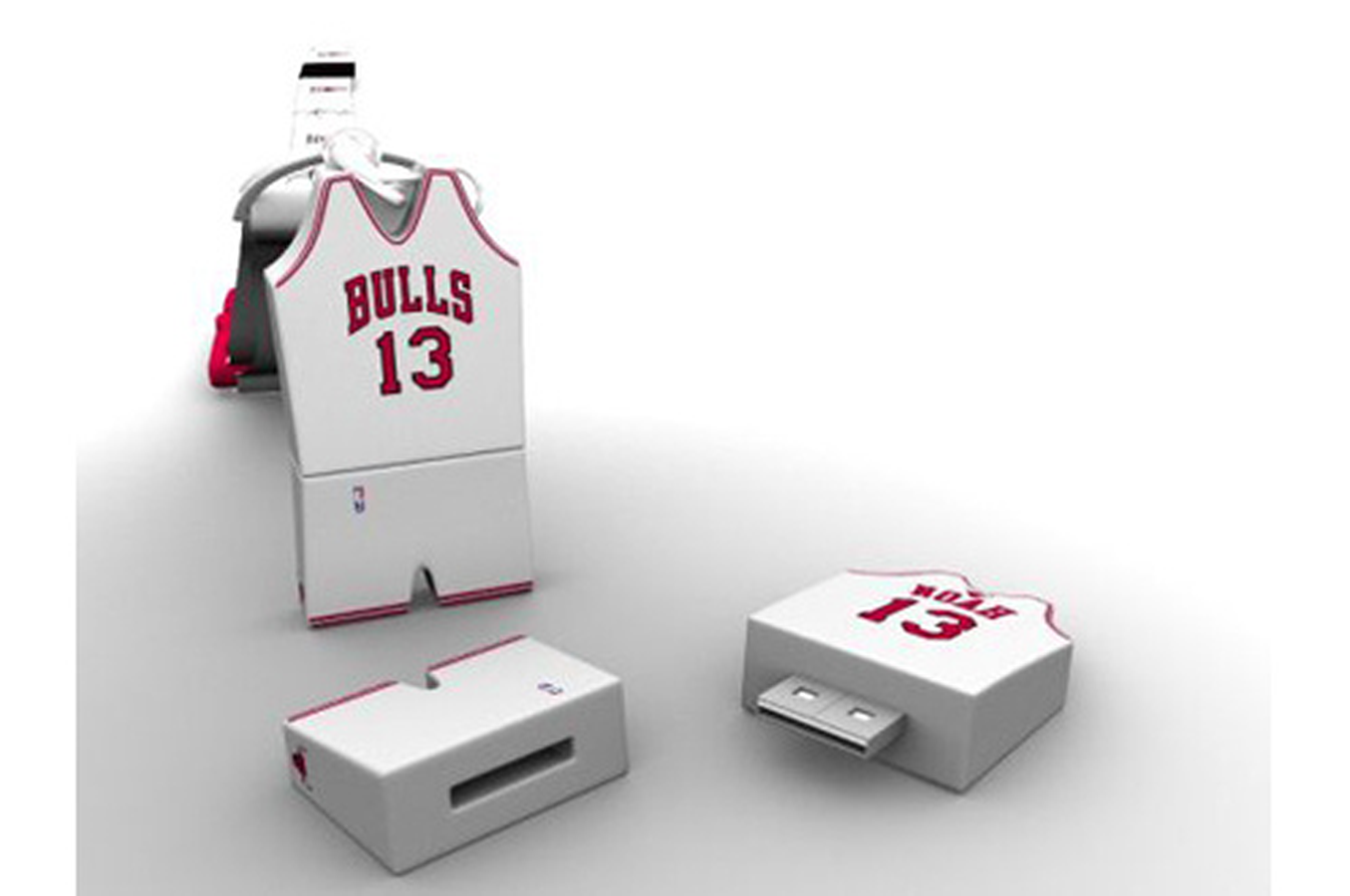 cl usb nelyo cle usb nba 4go bulls cleusbnba4gobulls 1274902 darty. Black Bedroom Furniture Sets. Home Design Ideas