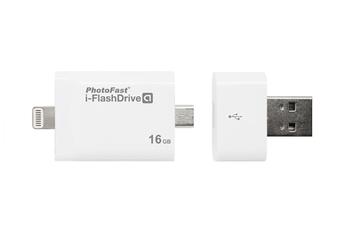 Clé USB 32 GB LIGHTNING + USB Photofast