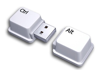 Clé USB KEYBOARD 8GB USB2.0 Ryval