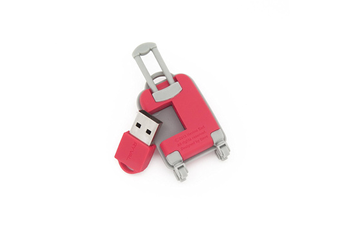 Clé USB SUITCASE-8GB Ryval