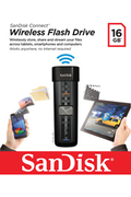 Sandisk Connect™ Wireless Flash Drive Clé WiFi 16 Go