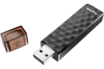 Clé USB CONNECT WIFI 128 GB Sandisk