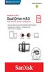 Sandisk OTG DUAL DRIVE M3 64GB photo 5