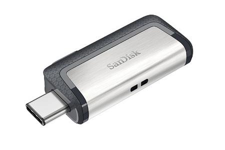 Clé USB Sandisk DUAL TYPE C 32GB