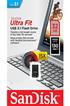 Sandisk SanDisk Ultra Fit™USB 3.1 Flash Drive32GB photo 7