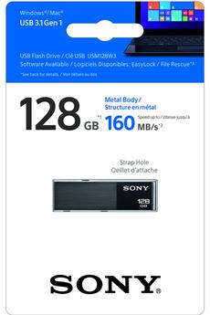 Clé USB SERIE W 3.1 128 GB Sony