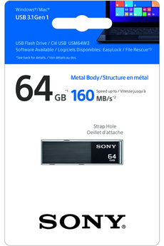 Clé USB SERIE WE 3.0 64GB Sony