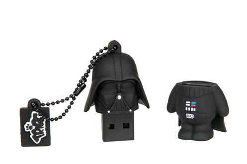 Clé USB STARWARS DARK VADOR 8Go USB 2.0 Tribe