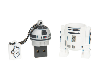 Clé USB STARWARS R2D2 8GO USB 2.0 Tribe