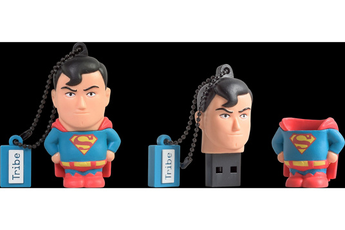 Clé USB SUPERMAN 8GO USB2.0 Tribe