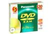 Panasonic 5 DVD-RAM photo 1
