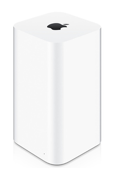 Disque dur reseau et NAS APPLE TIME CAPSULE MD032Z BLANC 2TO