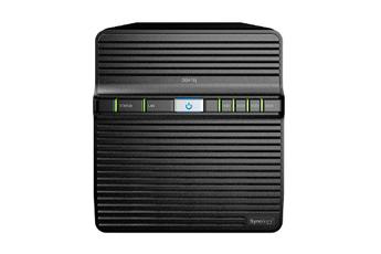 Disque dur réseau DS416J Synology