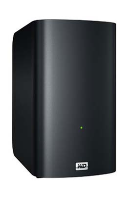 Western Digital My Book Live Duo 4 To