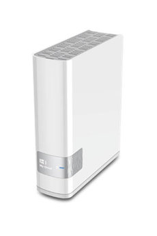 Disque dur réseau My Cloud 2To Ethernet / USB 3.0 Western Digital