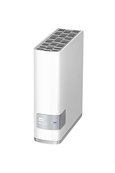 Disque dur réseau My Cloud 3To Ethernet / USB 3.0 Western Digital