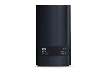 Disque dur réseau NAS EX2 ULTRA 2 BAIES SANS DISQUE Western Digital