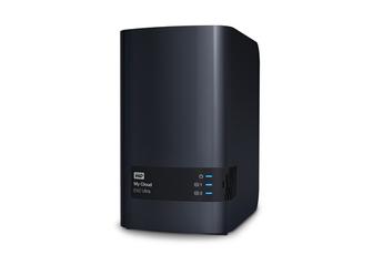 Disque dur réseau NAS EX2 ULTRA 2 BAIES 4TO Western Digital