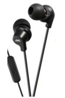 Ecouteurs intra-auriculaires avec télécommande et microphone