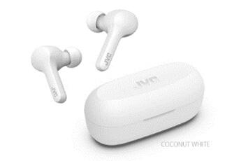 Kit piéton pour téléphone mobile Jvc True Wireless JVC HA-A7T Blanc