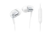 Kit piéton pour téléphone mobile Philips SHE3905 WHITE