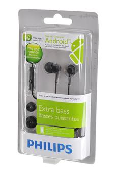 Kit piéton pour téléphone mobile SHE7005A Philips