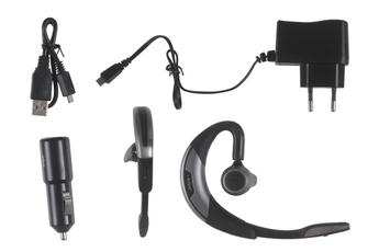 Kit main-libre / Kit Bluetooth OREILLETTE BT MOTION Jabra