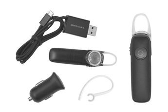 Kit main-libre / Kit Bluetooth KIT M165 NOIR Plantronics