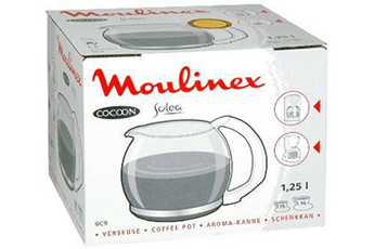 Verseuse à café VERSC O CG4 JAU Moulinex