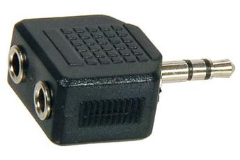 Adaptateur audio ADAPT 3,5SM2JF Temium