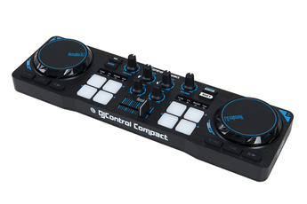 Table de mixage Hercules DJCONTROL COMPACT