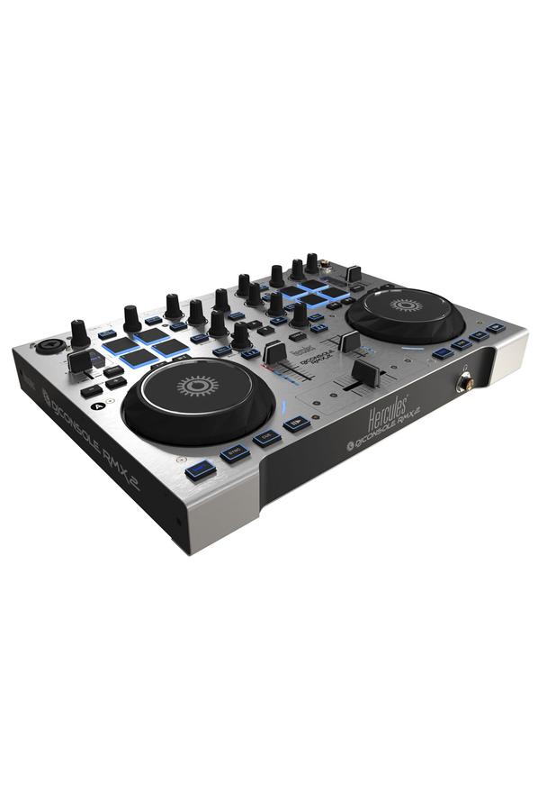 table de mixage hercules rmx 2 dj control 1363590 darty. Black Bedroom Furniture Sets. Home Design Ideas