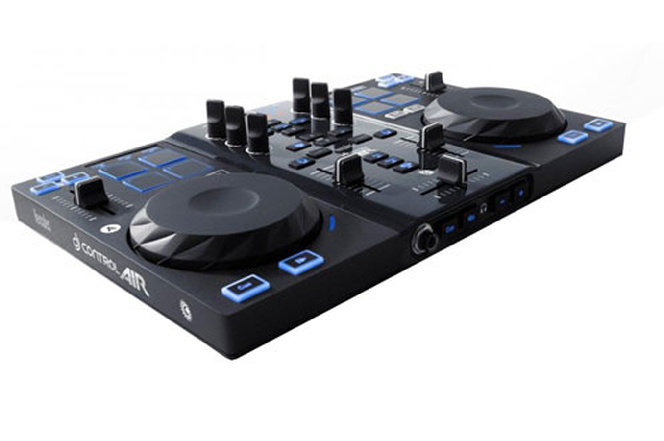 table de mixage hercules dj control air djcontrolair. Black Bedroom Furniture Sets. Home Design Ideas