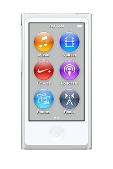 iPod nano IPOD NANO 16Go SILVER Apple