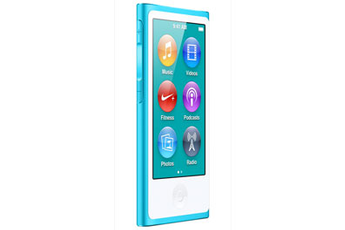 iPod nano NEW NANO 16 GO BLEU Apple