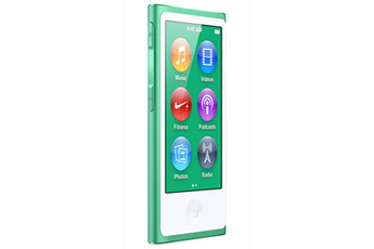 iPod nano NEW NANO 16 GO VERT Apple