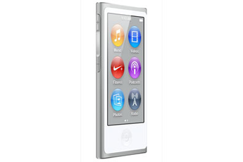iPod nano NEW NANO 16GO SILVER Apple