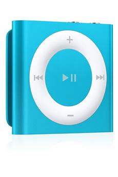 iPod shuffle SHUFFLE 2GO BLEU Apple