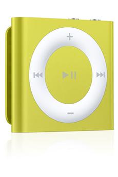 iPod shuffle SHUFFLE 2GO JAUNE Apple