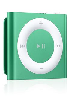 iPod shuffle SHUFFLE 2GO VERT Apple